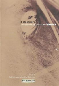 Copertina dell'antologia Destrieri di Aphorism