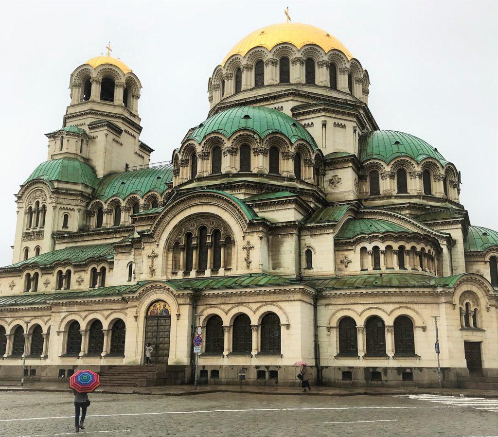 Sofia, Cattedrale di Aleksandr Nevskij