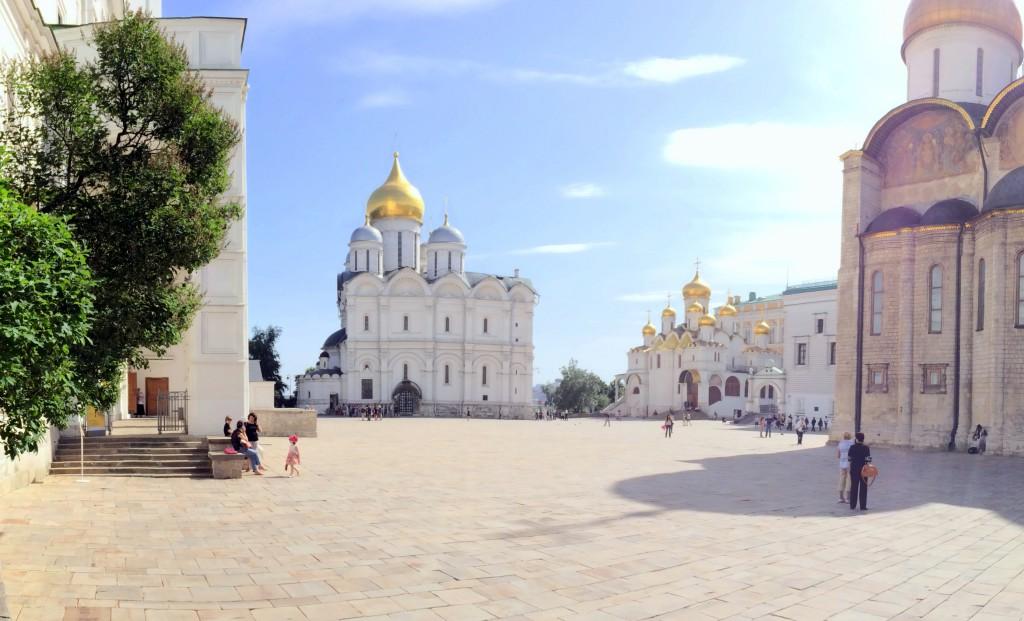 Cremlino - cattedrali