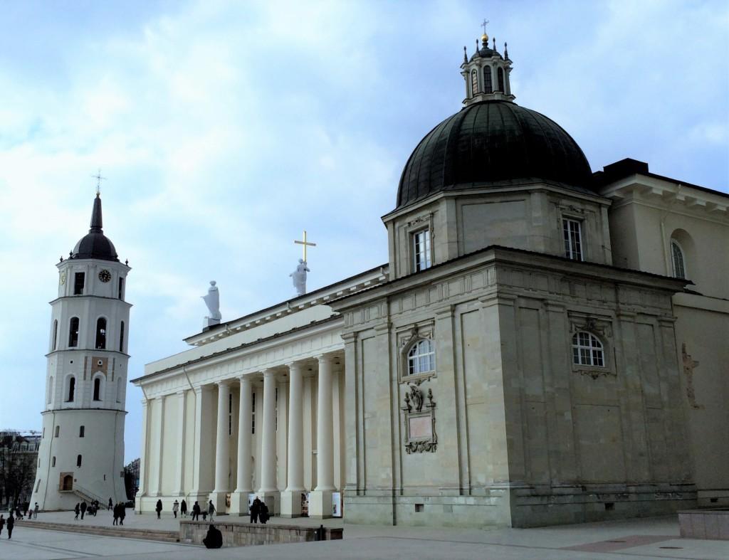Diario di viaggio a Vilnius