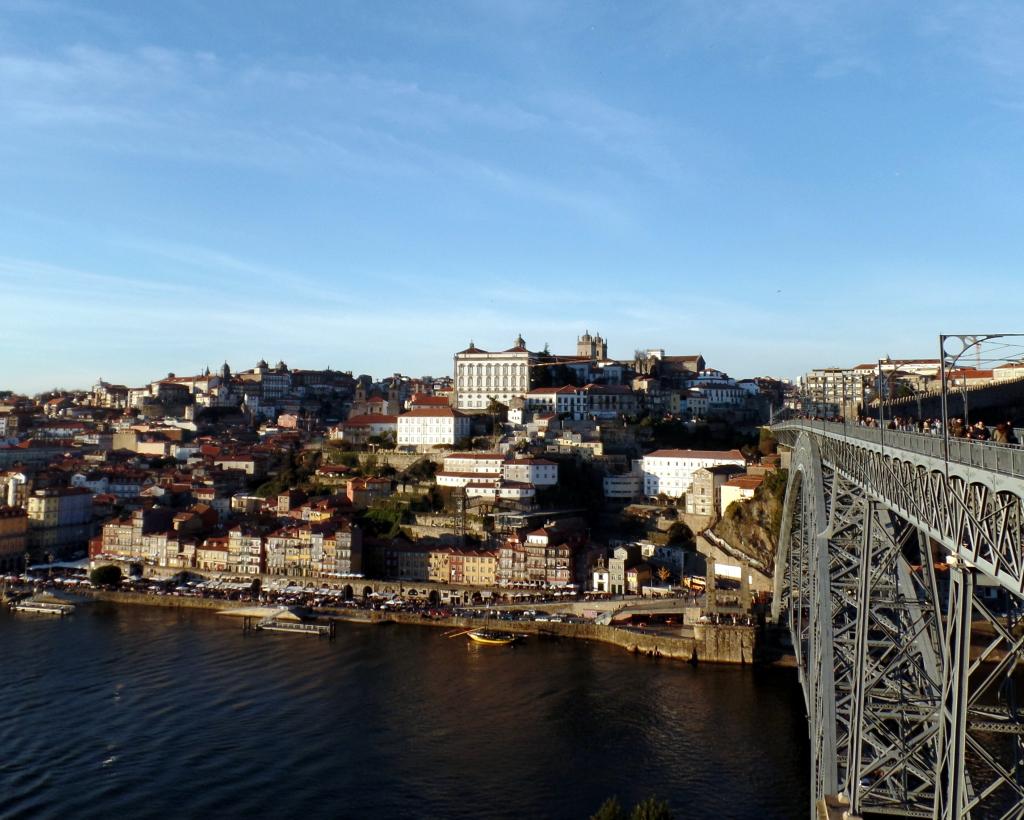 Diario di viaggio a Porto